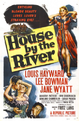 House by the River 1950 DVD - Louis Hayward / Lee Bowman